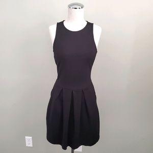 Aritzia Sunday Best Black Dress Size 4
